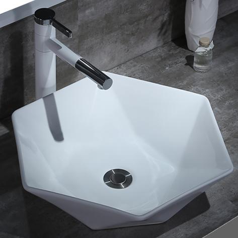 Yunnuo art basin high quality ceramic sinks for sale bulk production patio