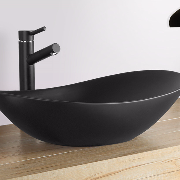 Beautiful designs & HIgh quality pure black color wash sinks from Promise Art Basin with