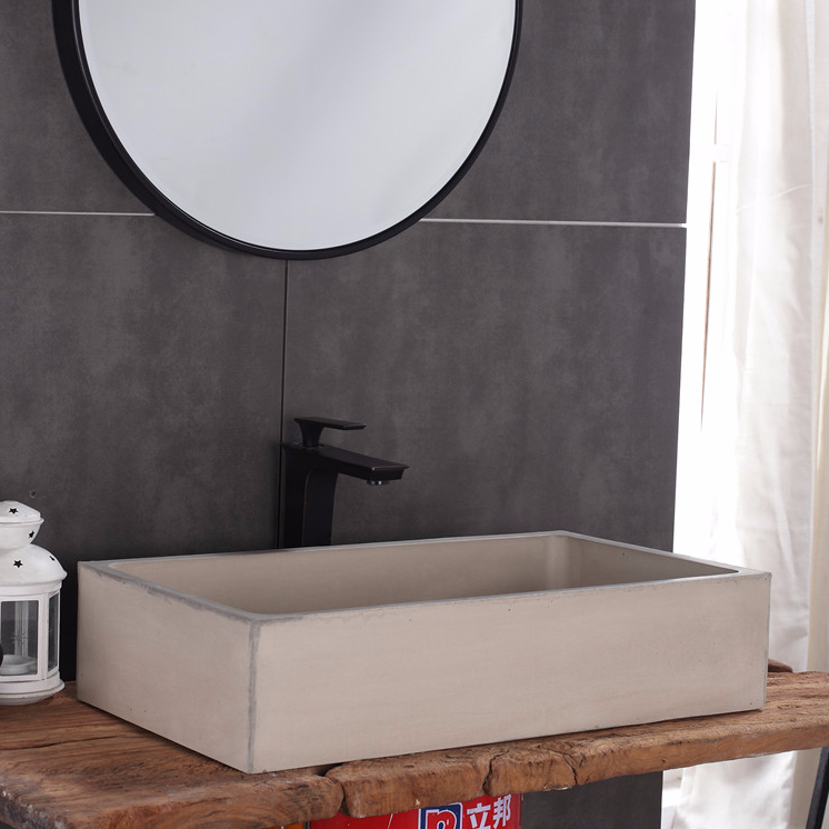 Countertop concrete resin wash basins,stone wash basins suppliers & exporters from China