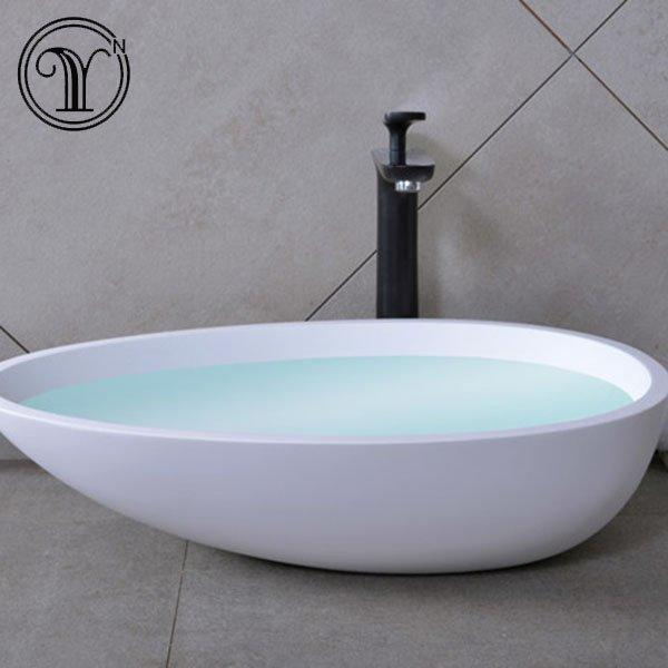 The beautiful designs of  modern  wash basin for man made rock