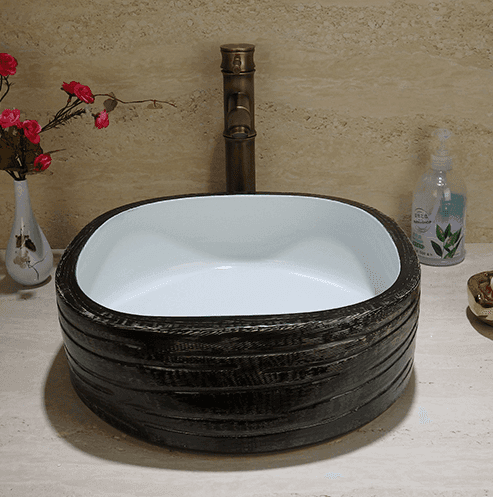 Modern and traditional bathroom sinks & vessel basins