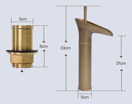 High quality of copper tap from Yunnuo Art Sanitary Ware
