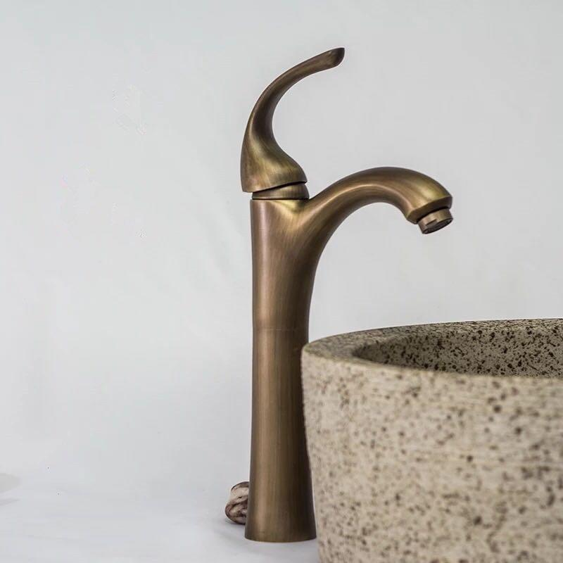 High quality of brass taps for counter top basins with best price