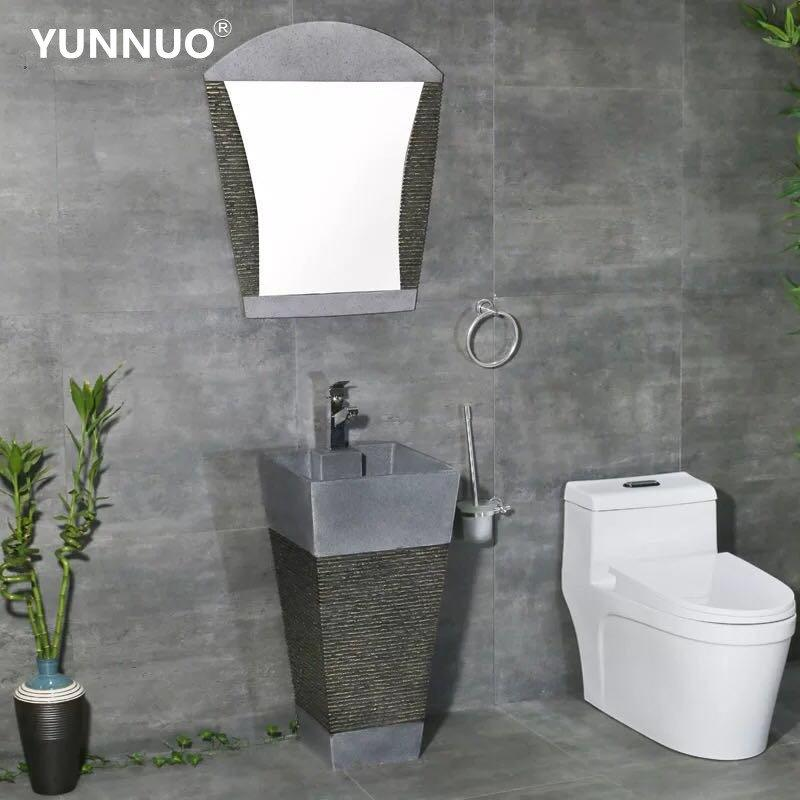 Hot sales of Bathroom sandstone Sinks for hotels and house in Dubai
