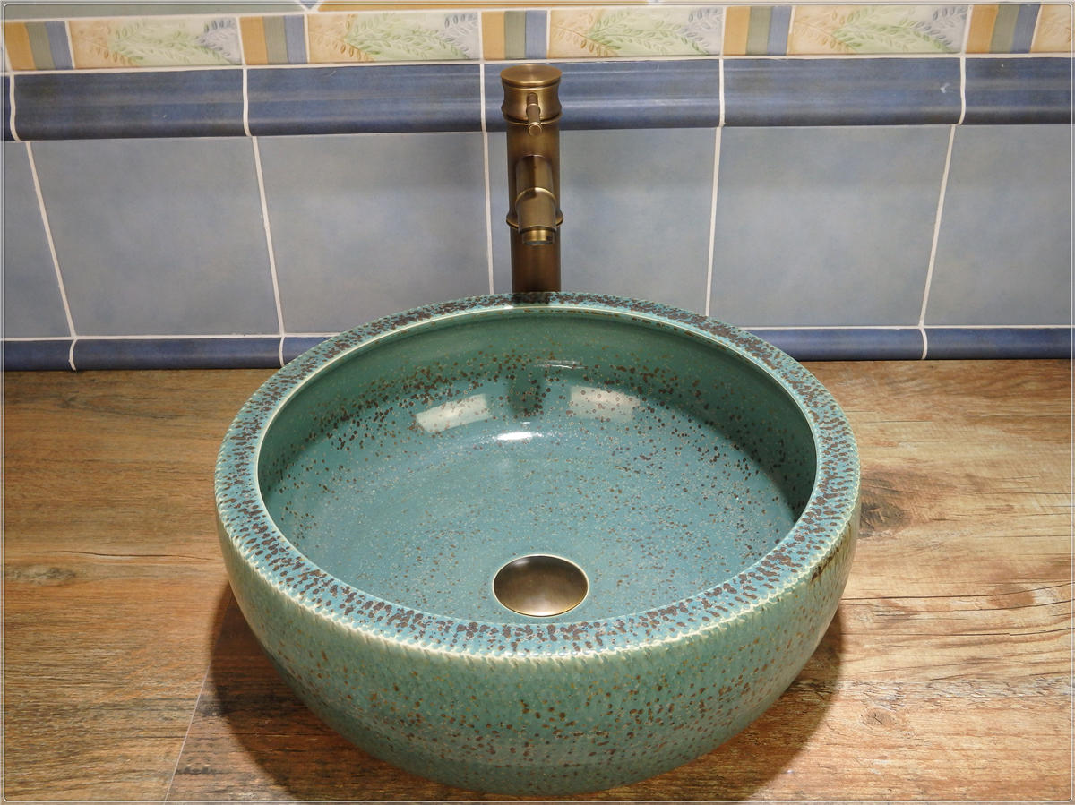 best sell bathroom vanity small size ceramic bowl  of new designs