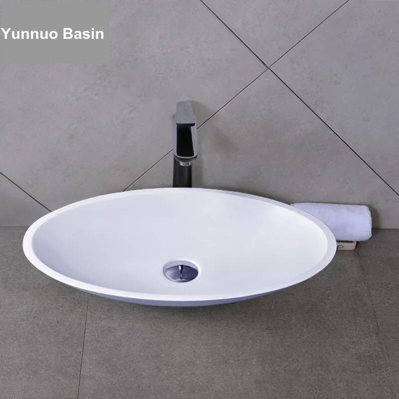 Artificial Stone Bathroom Wash Basin and wash sink