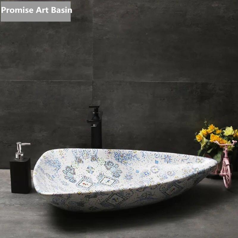 Colorful designs of Artificial stone wash basins and wash sinks supplier in China