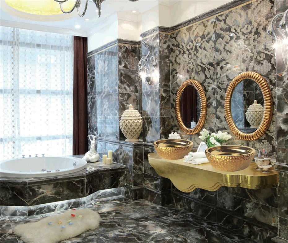 2015 Promise Art Basin Catologue/ Sinks Supply in China