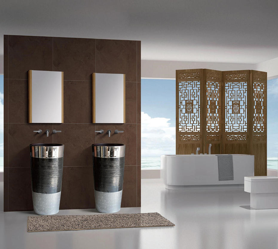 2014 Promise Art Basin Catologue/ Bathroom Products manufacture