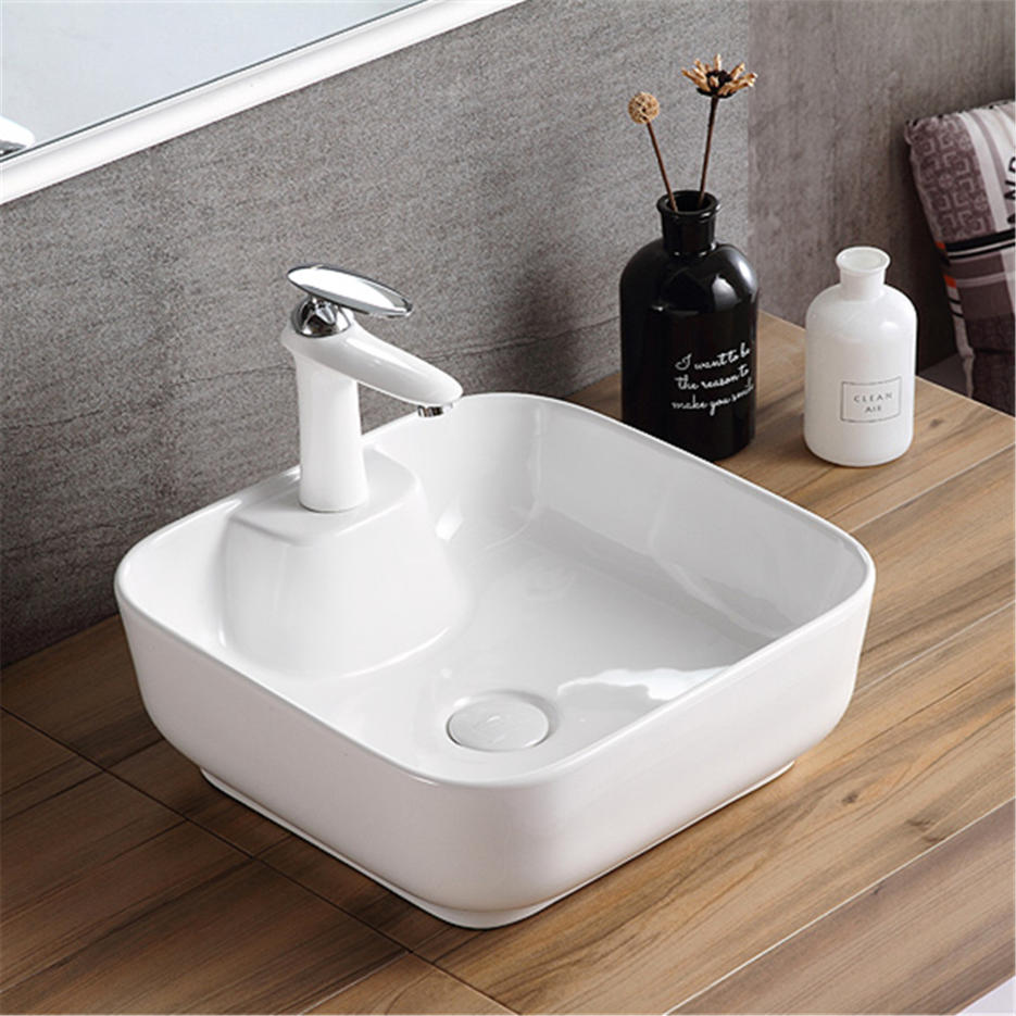 White Wash sinks & Bathroom products from China Supply -Yunnuo Sanitary Ware