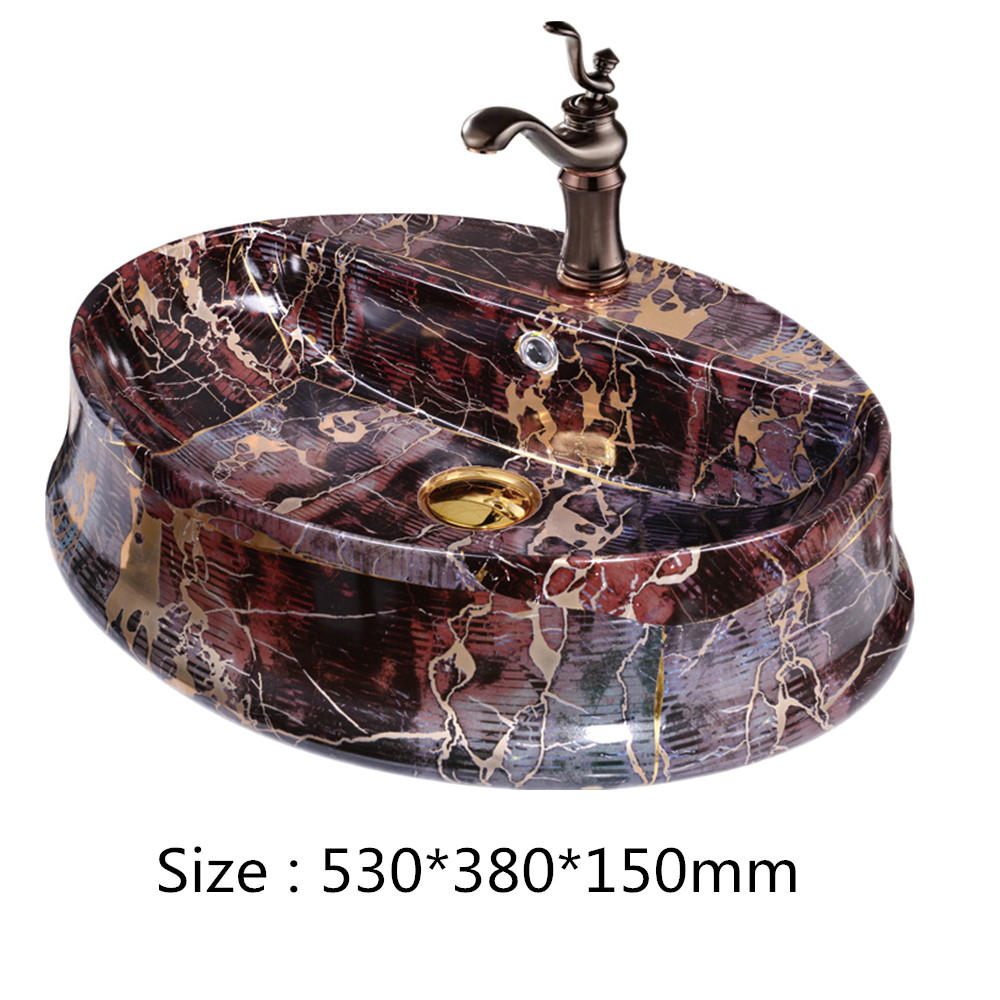 Applique Art  Basin quality guaranteed for Hundreds Years  Worldwide hot selling in 2019