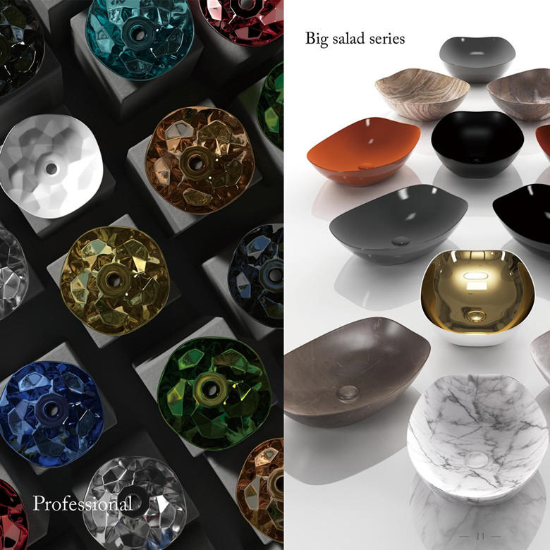 2019 Promise Art Basin Luxury Designs Art Basins Catalogue