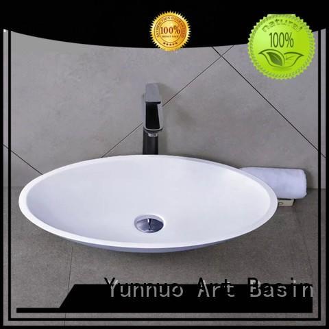 Yunnuo art basin industrial stone hand basin professional Restaurant
