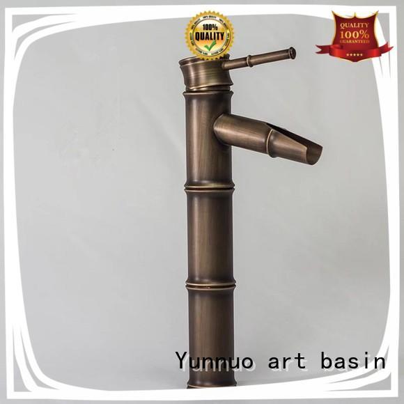 Yunnuo art basin basin tap hot sale balcony
