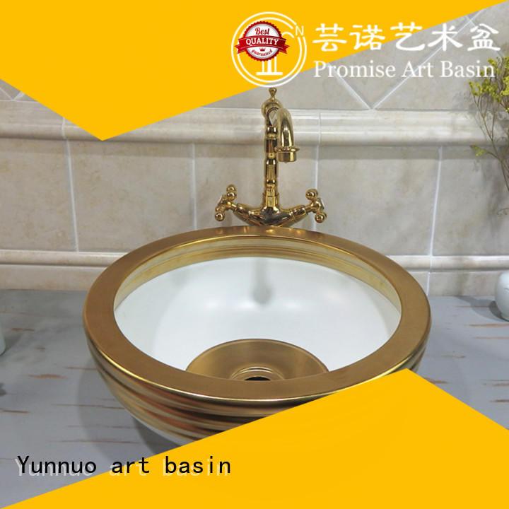 Yunnuo art basin top luxury basins Hotel