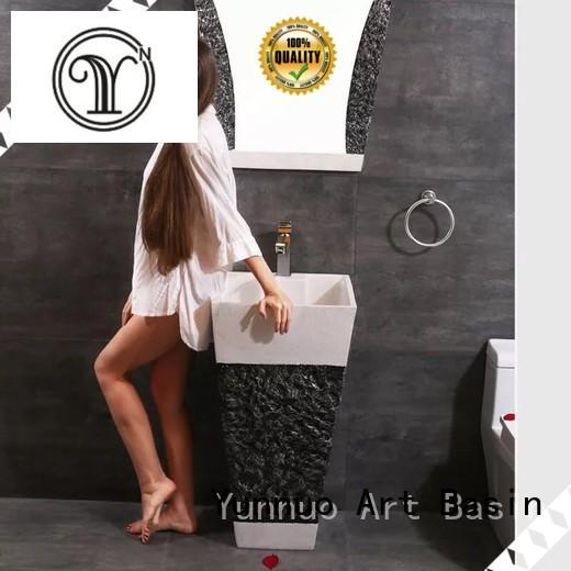 Yunnuo art basin special pedestal vessel sink company bistro