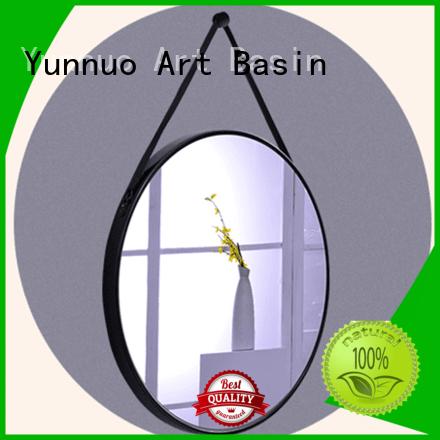 Yunnuo art basin on-sale wash basin mirror hot sale Hotel